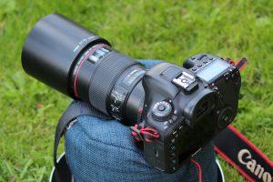 Et af Canons skarpest tegnende objektiver, og specielt velegnet til makro (selvom mange bruger dem til portrætter også).